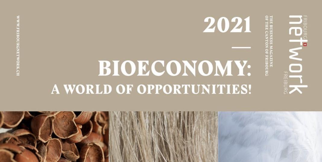 Bioeconomy : A World of Opprotunities!